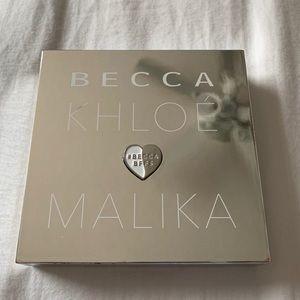 Becca - Khloe & Malika bronze blush & glow